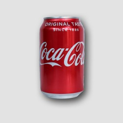Can of Coca-Cola Orginal