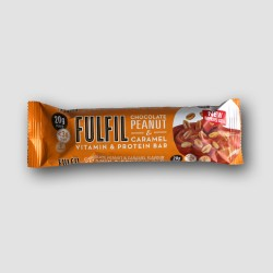 Fulfil chocolate peanut and caramel bar