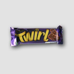 Cadbury twirl bar