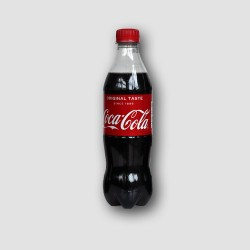 Bottle of Coca-Cola Orginal