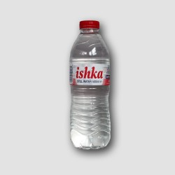 Bottle of Ishka still water