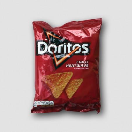 Pack of doritos crisps
