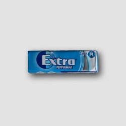 pack of chewing gum wrigleys pepermint