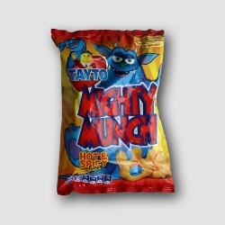 Pack of tayto mighty munch crisps