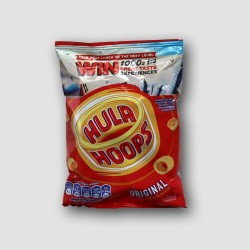 hula hops crisps original potato