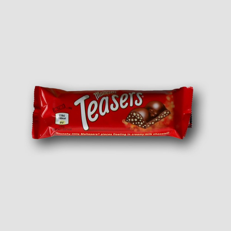 pack of maltesers teasers
