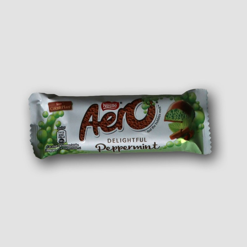 nestle aero peppermint bar