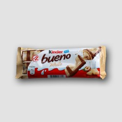 Kinder bueno white mil chocolate bar