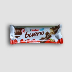kinder bueno milk chocolate bar