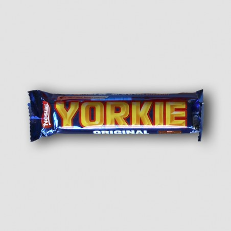 Nestle yorkie original chocolate bar