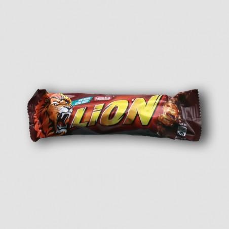Nestle lion chocolate bar
