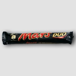 mars duo chocolate bar