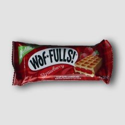 WafFulls Strawberry 50g