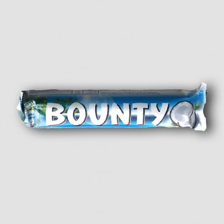 Bounty coconut chocolate bar
