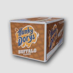hunky dorys buffalo crisps 50 pack
