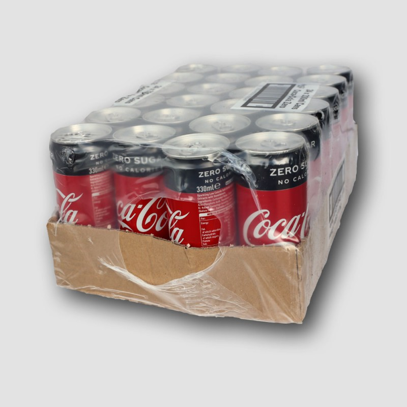 24 Cans of Coke