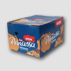 box of nestle princessa peanut butter
