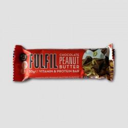 Fulfil Chocolate Peanut and  Caramel protein bar