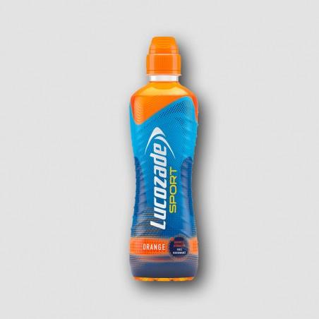 Bottle of Lucozade Sport Orange 500ml