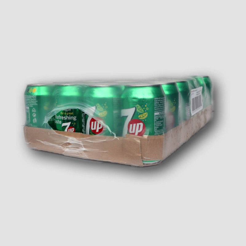 7UP cans 24 330ml