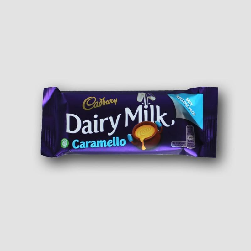 Cadbury Dairy Milk Caramello bar