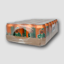 Club Orange Cans with REAL...