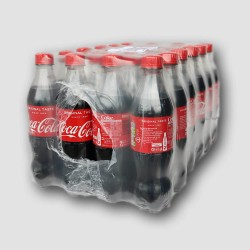 24 Coca-Cola Orginal bottles