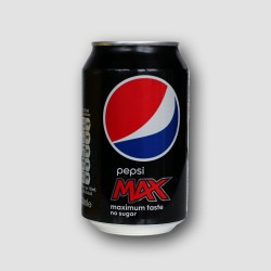 Can of pepsi maxx