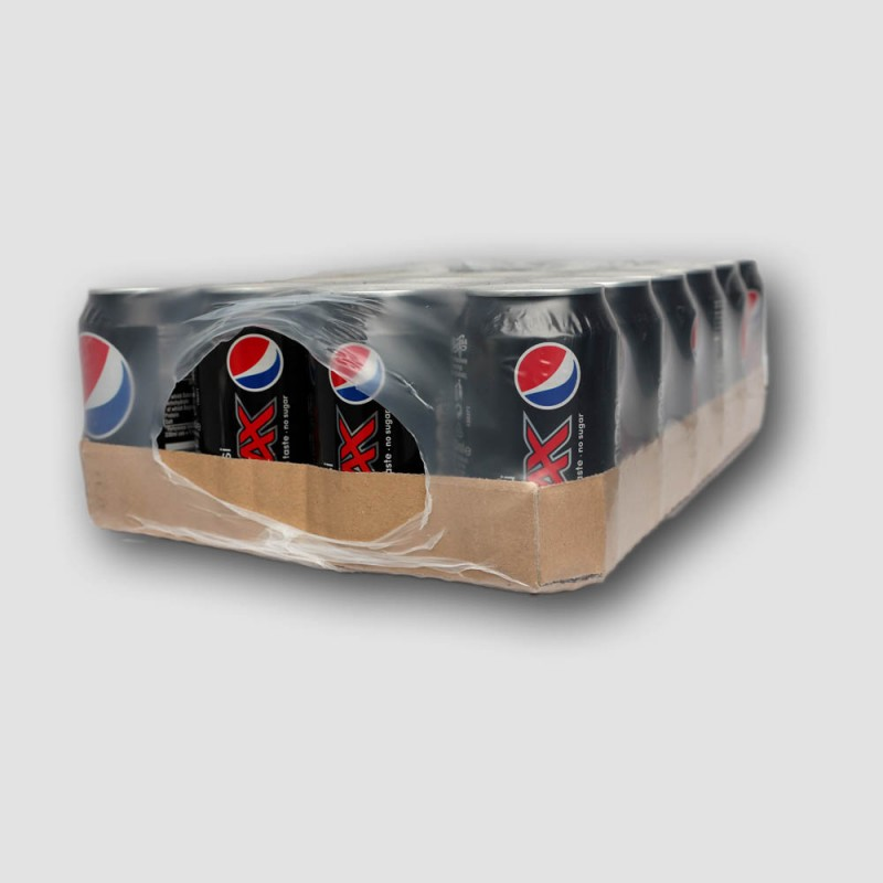 Pepsi max 24 pack cans 330ml