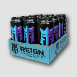 Reign berry energy drink 12 pack 500ml