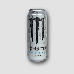 Can of Monster Energy Ultra