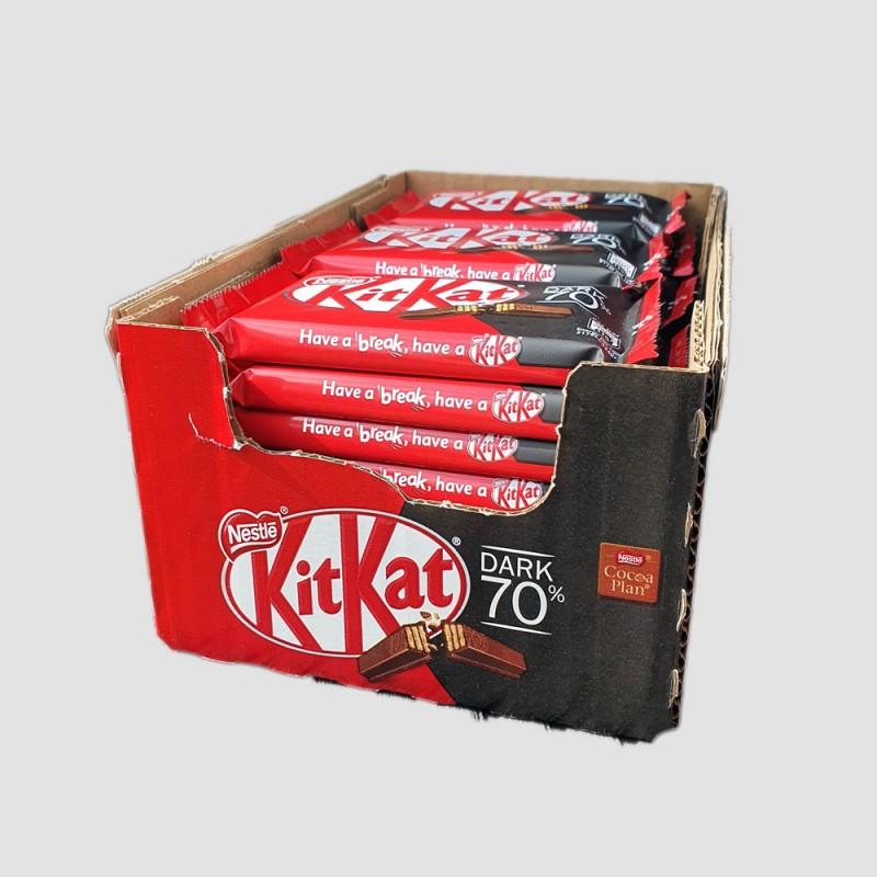 Kitkat dark chocolate box