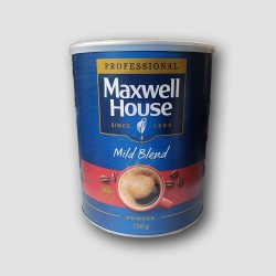 Maxwell House Mild Blend coffee