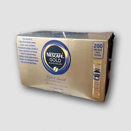 Box of 200 nescafe gold sachets