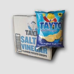 Tayto Salt and Vinegar 50x45g