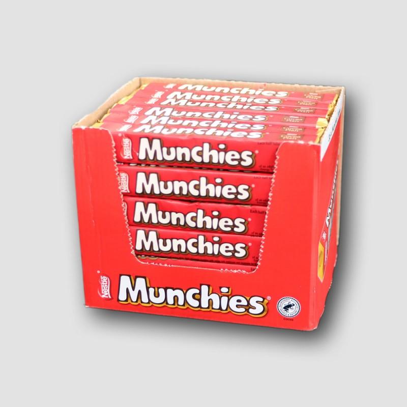 Box of  nestle munchies