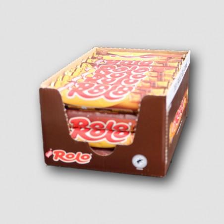 Box of nestle rolo