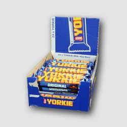 Box of Yorkie milk bars