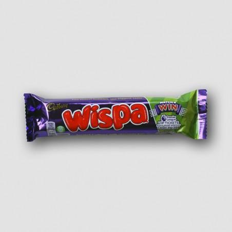 Wispa chocolate bar