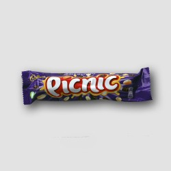 Cadbury picnic chocolate bar