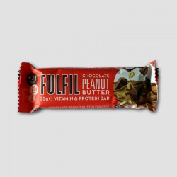 Fulfil Chocolate Peanut and  Caramel protein bar